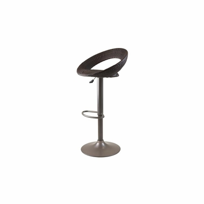 Bali Adjustable Airlift Stool - Winsome Trading - 93138