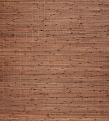 Bamboo Area Rug in Chocolate - 4' x 6' - 43070