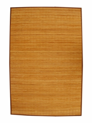 Bamboo Area Rug in Natural - 5' x 8' - 43041