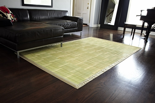 Bamboo Rug - 2' x 3' - Key West - AMB0070-0023