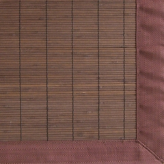 Bamboo Rug - 2' x 3' - Villager Coffee - AMB0012-0023