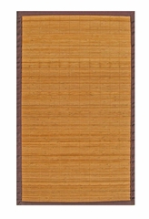 Bamboo Rug - 2' x 3' - Villager Natural - AMB0010-0023