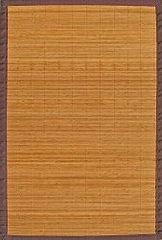 Bamboo Rug - 5' x 8' - Villager Natural - AMB0010-0058