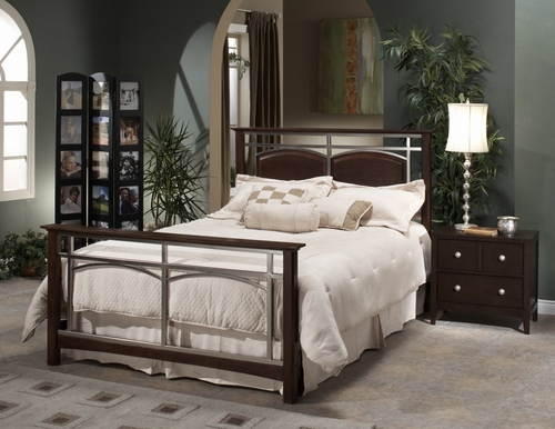 Banyan Full Size Bed - Hillsdale Furniture - 1417BFR