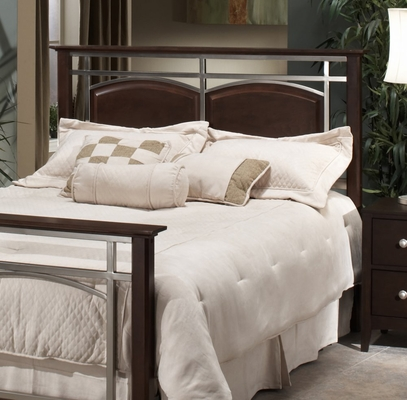Banyan King Size Headboard with Bed Frame - Hillsdale Furniture - 1417HKR