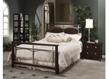 Banyan Queen Size Bed - Hillsdale Furniture - 1417BQR