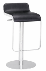 Bar / Counter Stool - Equino Barstool - Zuo Modern - 301111