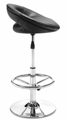 Bar / Counter Stool - Pluto Barstool - Zuo Modern - 300100