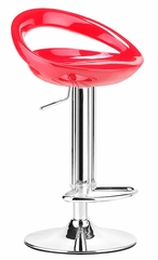 Bar / Counter Stool - Tickle Barstool - Zuo Modern - 300024