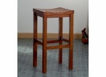 Bar Stool - 29 Inch Bar Stool in Oak - 5645-88