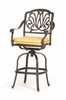 Bar Stool and Cushion (Set of 2) - Florence - Caluco - C777-7-SET