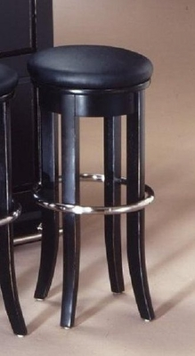 Bar Stool - Black Bar Stool - 5695-88