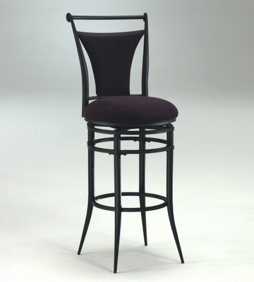Bar Stool - Cierra Swivel Bar Stool - Hillsdale Furniture - 4592-830