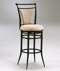 Bar Stool - Cierra Swivel Bar Stool - Hillsdale Furniture - 4592-837