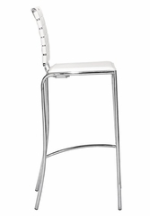 Bar Stool - Criss Cross Barstool (Set of 2) - Zuo Modern - 333071