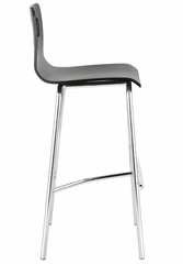 Bar Stool - Escape Barstool (Set of 2) - Zuo Modern - 301231