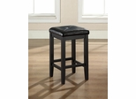 Bar Stool in Black - CROSLEY-CF500524-BK