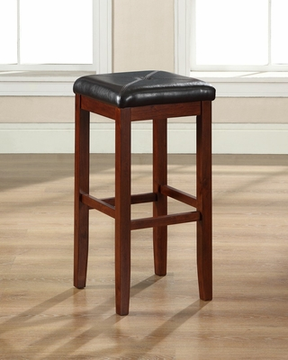Bar Stool in Classic Cherry - CROSLEY-CF500529-CH