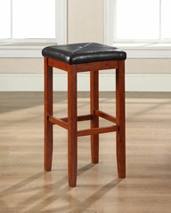 Bar Stool in Vintage Mahogany - CROSLEY-CF500529-MA
