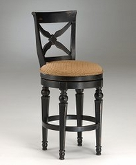 Bar Stool - Northern Heights Swivel Bar Stool - Hillsdale Furniture - 4439-830