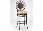 Bar Stool - Richland Swivel Bar Stool - Hillsdale Furniture - 4667-830