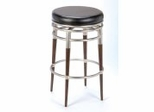 Bar Stool - Salem Backless Swivel Bar Stool - Hillsdale Furniture - 4688-831