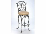 Bar Stool - Sparta Bar Stool with Memory Swivel - Hillsdale Furniture - 4704-830