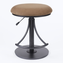 Bar Stool - Venus Backless Swivel Bar Stool - Hillsdale Furniture - 4209-830