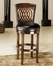 Bar Stool - Vienna Swivel Bar Stool - 60956