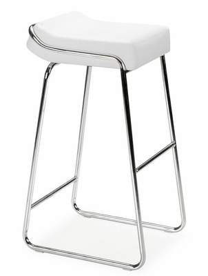 Bar Stool - Wedge Barstool (Set of 2) - Zuo Modern - 300042