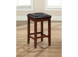 Bar Stools in Classic Cherry - Set of 2 - CROSLEY-CF500524-CH