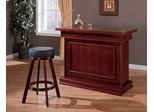 Bar Unit and Stool Set in Cherry - Coaster
