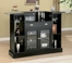Bar Unit in Black - Coaster - 100175