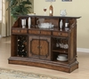 Bar Unit in Brown - Coaster - 100173