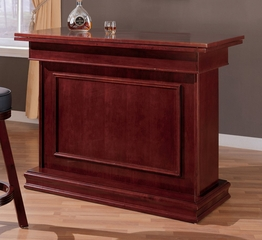 Bar Unit in Cherry - Coaster