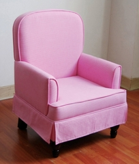 Barbie Pink Kid Chair - Barbie - 10062