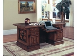 Barcelona Executive Desk - Parker House - PARK-BAR-480-3