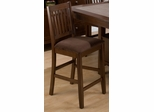 Barnes Caleb Brown Barstool - Set of 2 - 976-BS671KD