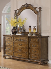 Bartole Light Oak Dresser - 202223