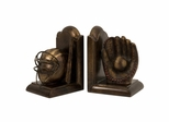 Baseball Bookends (Set of 2) - IMAX - 53014-2