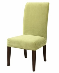 "Basil Green Velvet ""Slip Over"" (Fits 741-440 Chair) - Powell Furniture - 741-259Z"
