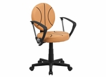 Basketball Task Chair - BT-6178-BASKET-A-GG