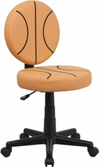 Basketball Task Chair - BT-6178-BASKET-GG