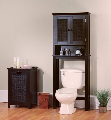 Bathroom Furniture Set 1 in Dark Espresso - Savannah - SAV-SET-1