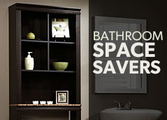 Bathroom Spacesavers