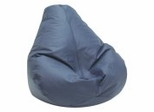 Bean Bag Chair Adult Extra Large in Cobalt - Lifestyle - 30-1051-323