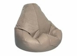 Bean Bag Chair Adult Extra Large in Cobblestone - Lifestyle - 30-1051-326