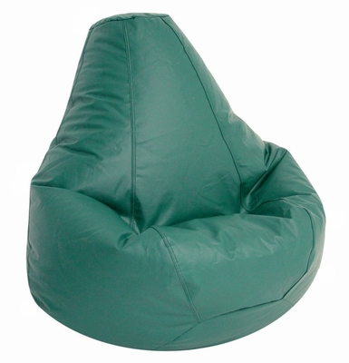 Bean Bag Chair Adult Extra Large in Emerald Green - Lifestyle - 30-1051-320