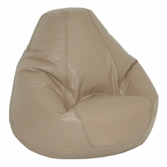 Bean Bag Chair Adult in Cobblestone - Lifestyle - 30-1041-326