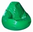 Bean Bag Chair Adult in Green - Wetlook - 30-1041-118